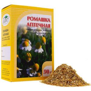 Цветки ромашки обладают противовоспалительными и противомикробными свойствами
