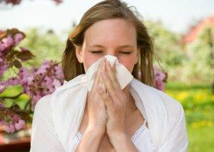 Лекарство быстро и эффективно устраняет симптомы аллергического ринита