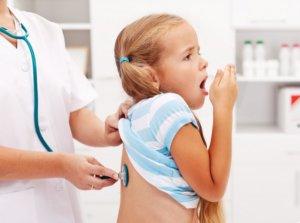Инфекция может спустить в нижние отделы дыхательных путей и вызвать пневмонию