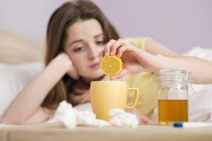 Простуда возникает на фоне переохлаждения организма