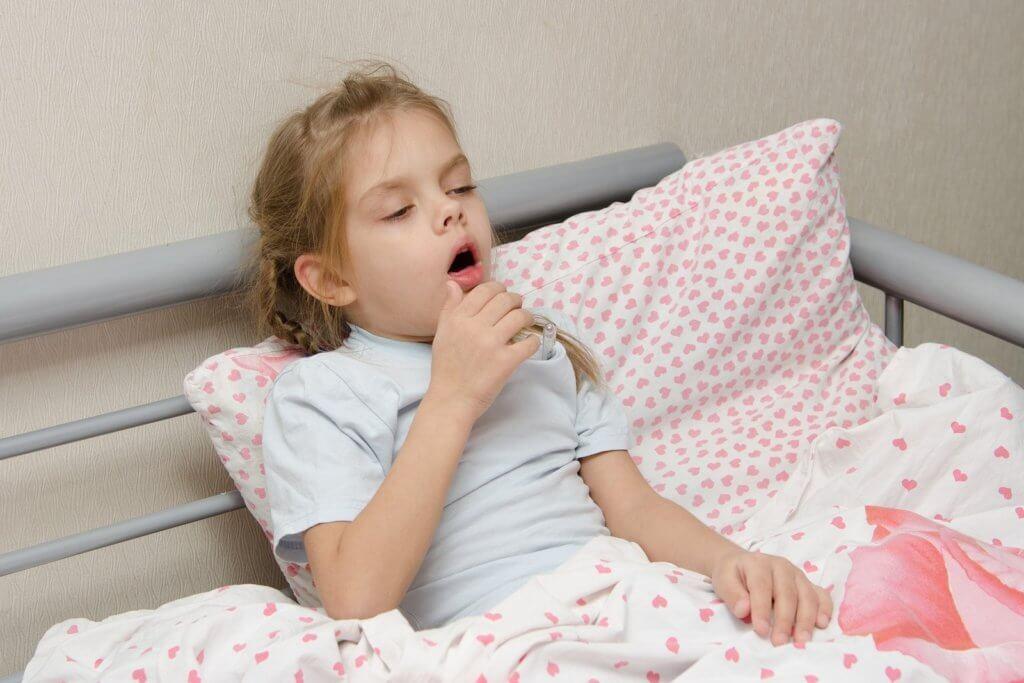 Ребенок заболел