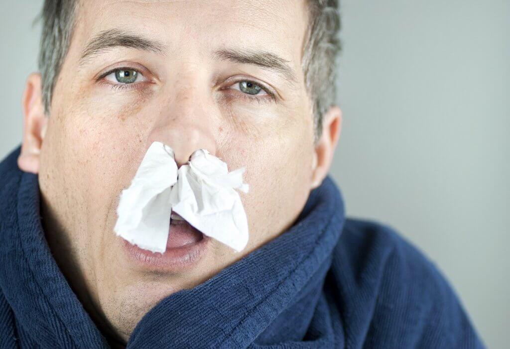 Тампоны в нос