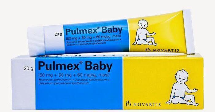 Правила использования мази Пульмекс бэби, рекомендуемая дозировка, отзывы