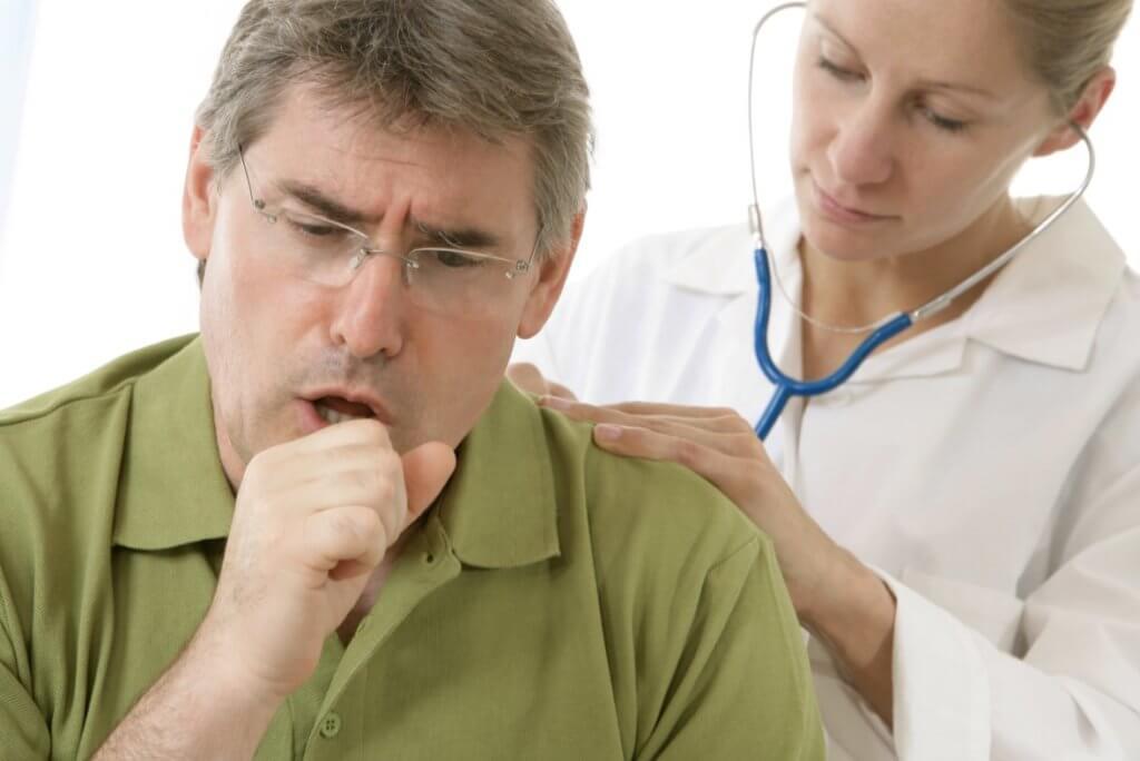 Болезнь верхних дыхательных путей