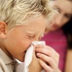 Причины синуситов у детей
