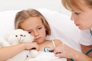 Скарлатина у детей: лечение
