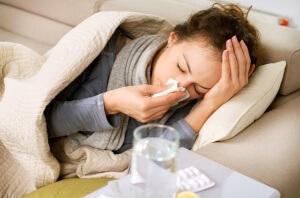 Лекарственные препараты при первых признаках простуды
