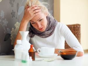 Основные действия при первых признаках простуды