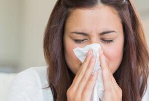 Антибактериальный препарат от насморка Изофра