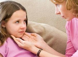 Симптомы острого ларинготрахеита