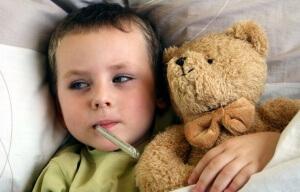 Меню во время заболевания