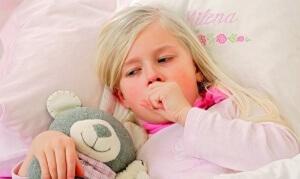 Кашель от простудных заболеваний