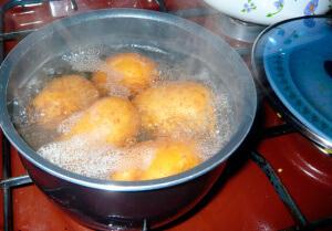 Рецепты приготовления картофеля для ингаляции
