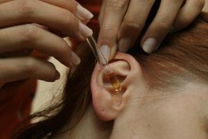Рекомендации по лечению заболевания уха