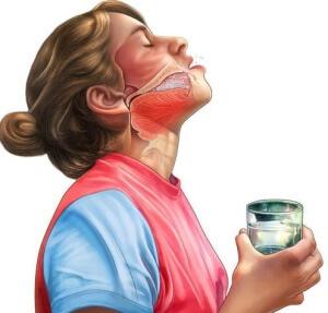Полоскание горла: правила и рекомендации