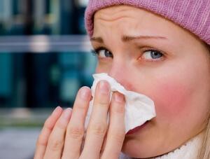 Причины появления насморка