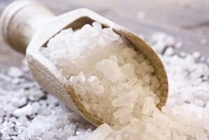 Особенности применения морской соли