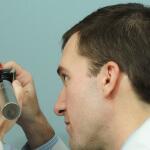 Осложнение при попадании воды в ушной отдел