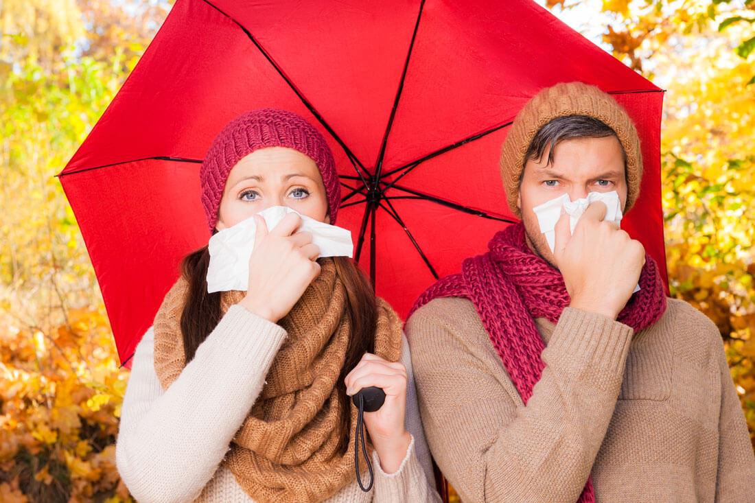 Что пить при первых признаках простуды: способы лечения для разных возрастов и при беременности