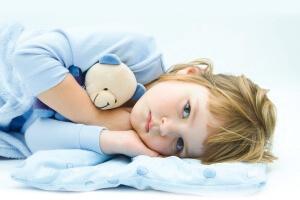 Длительное покашливание у ребенка