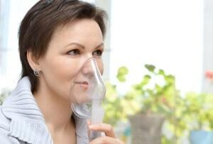 Лечение насморка с помощью ингаляций небулайзером