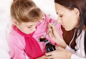 Лечение начинающегося кашля с помощью медикаментозных препаратов