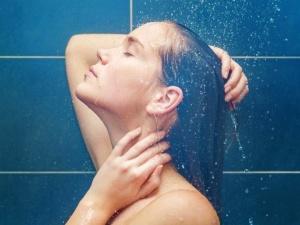 Водные процедуры и простуда