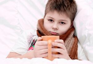 Особенности лечения заболеваний горла у ребенка