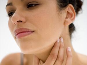 Боли в горле при беременности – лечение