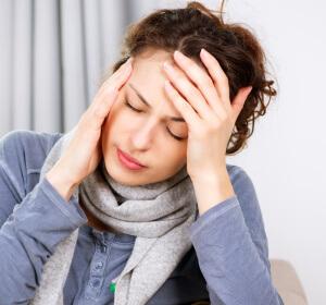 Насморк с головной болью