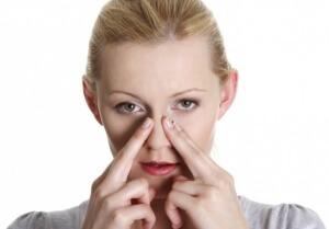 Основные симптомы вазомоторного ринита