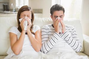 Насморк: причины, признаки и осложнение