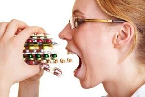 Отхаркивающие препараты усиливают кашлевой рефлекс и выводят мокроту