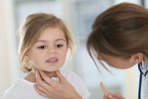 Безопасное лечение ларингита у детей