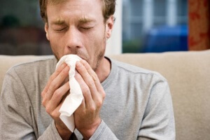 Основная симптоматика аллергического кашля