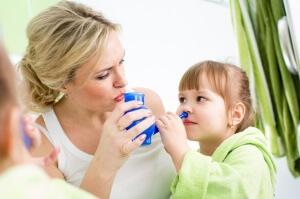 Промывание носа - эффективное лечение насморка