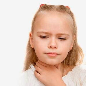 Осиплый голос у ребенка - признак заболевания