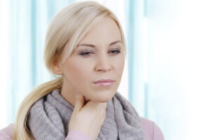 Особенности развития боли в горле