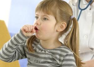 Особенности развития сухого лающего кашля у детей