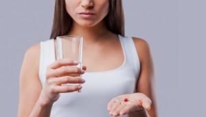 Антибиотики принимаются только в том случае, если гайморит был вызван бактериальной инфекцией