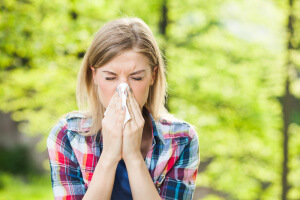 Аллергический ринит – это аллергическое воспаление слизистой оболочки носа