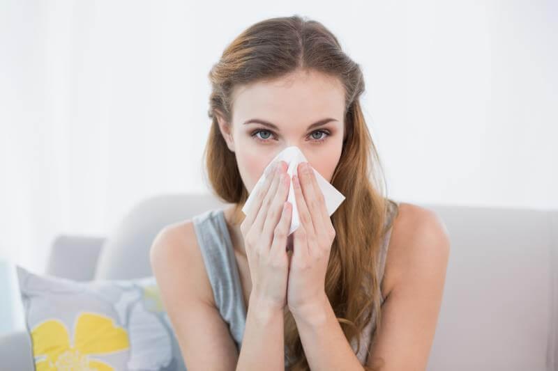Заложен нос — причины и лечение заложенности носа у взрослых и детей