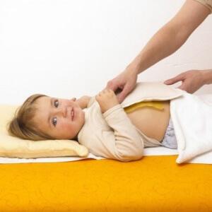 Компресс ребенку для улучшения отхождения мокроты при продуктивном кашле