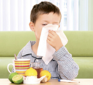 Лучшие народные рецепты для лечения насморка и кашля у ребенка