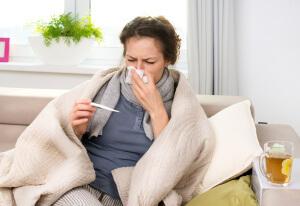 Кашель, насморк, боль в горле, температура и слабость – признаки простуды