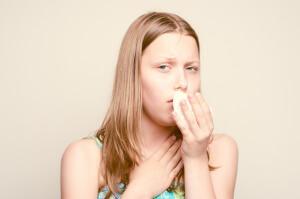 Первая помощь при сильном приступе удушливого кашля