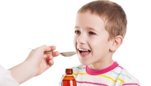 Антибиотики при ангине для детей