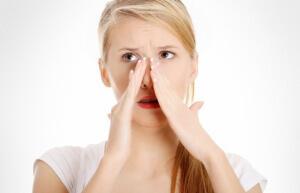 Чаще всего причиной боли внутри носа является воспаление его слизистой