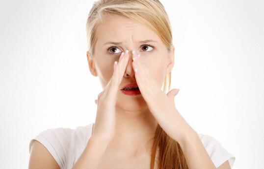 Почему болит нос внутри и что делать?