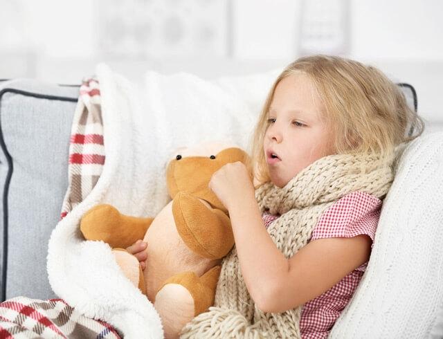 Ларинготрахеит у детей: симптомы и эффективное лечение